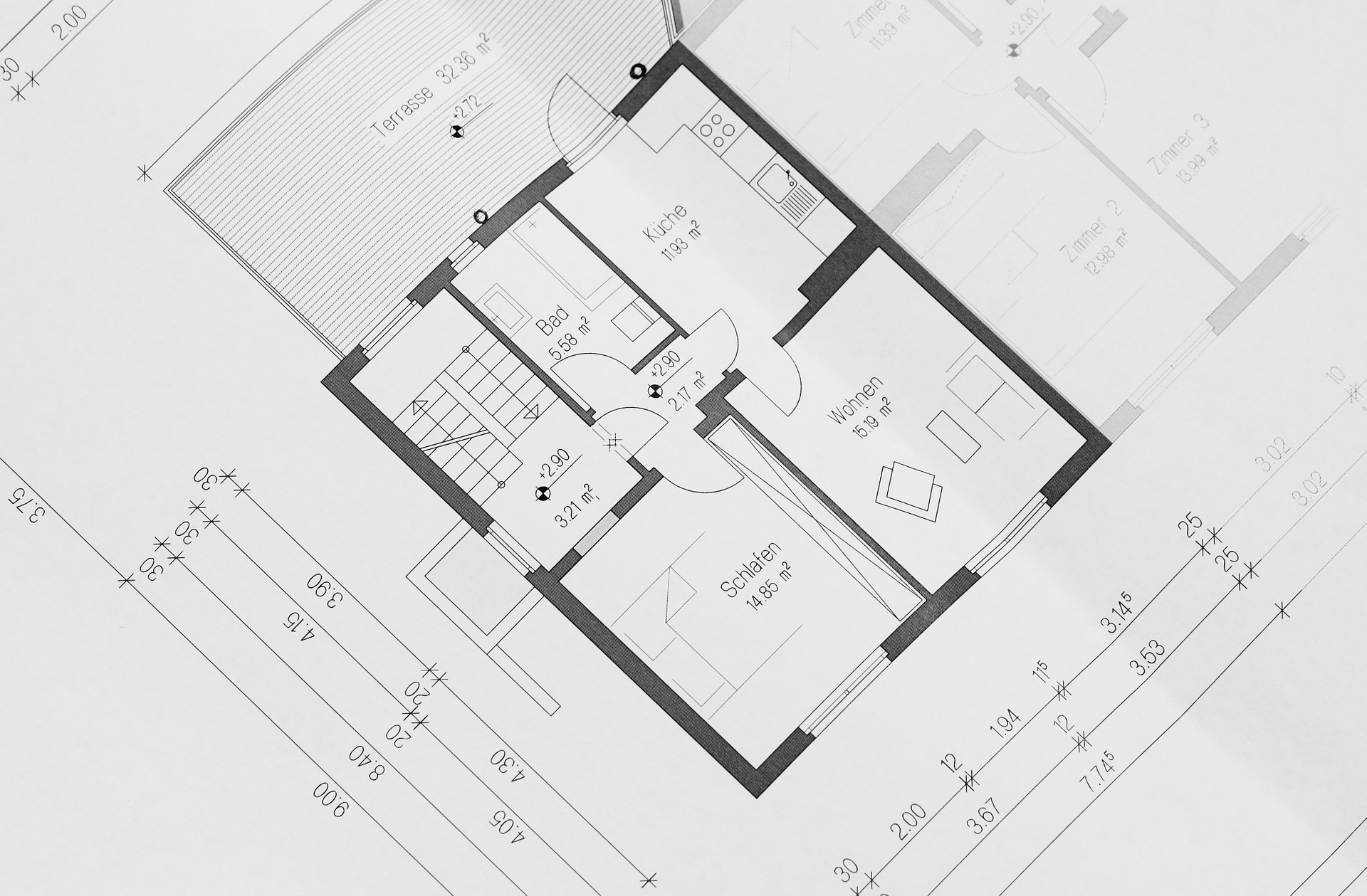 Infrarot Bauplan
