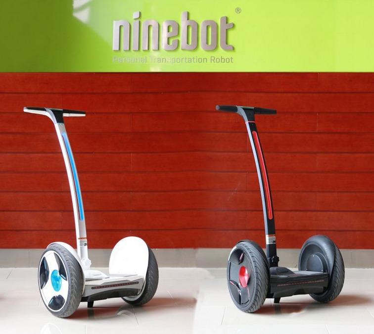 Roboter Fahrzeuge von NINEBOT