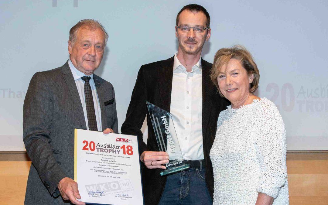 Ausbilder Trophy 2018